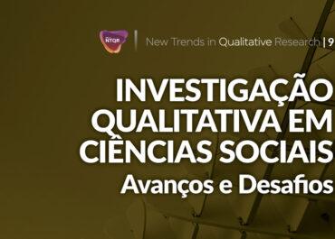 CIAIQ2021 | Investigação Qualitativa Ciências Sociais