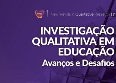 CIAIQ2021 | Investigação Qualitativa em Educação
